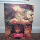 THE PRE-RAPHAELITES ART BOOK EXC COND! 1977 BY ANDREA ROSE