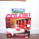 TRADING SPACES COLOR! DECORATING BOOK BRAND NEW!