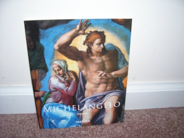 MICHELANGELO ART BOOK By Gilles Neret BRAND NEW! 2005