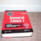 EXAM PREP ~ GENERAL LINUX 1 ~ EXAM 101 BOOK WITH CD-ROM LIKE NEW!