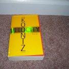 Dean Koontz VELOCITY Thriller Book Paperback 2005