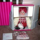 "Marie Osmond HUGGS MISTLE HO HO HO Porcelain Doll NEW IN BOX! 26"" LE 6000"