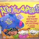 ARE YOU 4 REAL? ELECTRONIC TALKING PARTY GAME * NEW! *