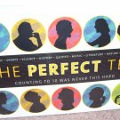 THE PERFECT TEN * 3D TRIVIA BOARD GAME * NEW! 950 QUESTIONS!