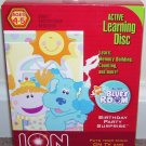 Playskool ION * BLUES ROOM BIRTHDAY PARTY SURPRISE * Learning Game Disc NEW!