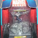 Marvel Heroes SPIDERMAN Titanium Diecast Figure with Patina Finish NEW!