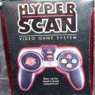 HYPERSCAN VIDEO GAME SYSTEM * CONTROLLER * NEW IN BOX!
