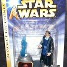 Star Wars ATTACK OF THE CLONES * BAIL ORGANA ALDERAAN SENATOR * ACTION FIGURE NEW!