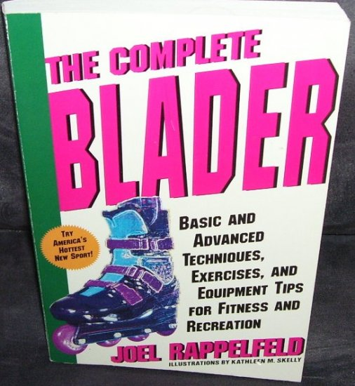 THE COMPLETE BLADER BOOK * EXCELLENT CONDITION * 1992