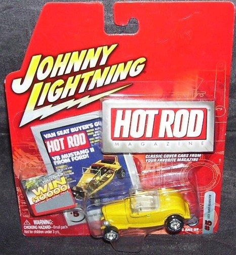 Johnny Lightning HOT ROD 1932 FORD ROADSTER Diecast 2004 NEW