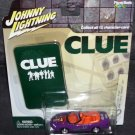 Johnny Lightning * CLUE * 1998 CHEVY CAMARO Z28 * PURPLE PROFESSOR PLUM NEW!