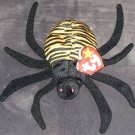 TY * SPINNER THE SPIDER * BEANIE BABY NWT 1996