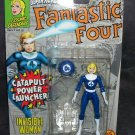 FANTASTIC FOUR * THE INVISIBLE WOMAN * w/CATAPULT Action Figure NEW! 1994