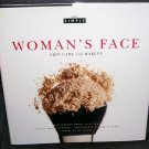 WOMAN'S FACE SKIN CARE AND MAKEUP BOOK * NEW * HC DJ 1997 * FIRST EDITION! *