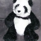 WEBKINZ * PANDA BEAR * Plush EXC By Ganz