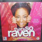 THAT'S SO RAVEN * STAR OF THE SHOW * TV BOARD GAME NEW!
