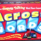 ACROSS WORDS * ELECTRONIC TALKING WORD RACE GAME NEW