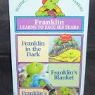 FRANKLIN LEARNS TO FACE HIS FEARS * VHS VIDEO * NEW! SEALED! 3 EPISODES