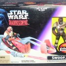 Star Wars Shadows of the Empire * SWOOP VEHICLE w/FIGURE * NEW IN BOX! 1996