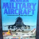 The Encyclopedia of MODERN MILITARY AIRCRAFT Book 1978 HC DJ