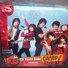 DISNEY * CAMP ROCK CD BOARD GAME * NEW & SEALED!