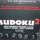 SUDOKU 2 Board Game NEW & SEALED!