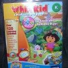 Vtech WHIZ KID * DORA THE EXPLORER SAVE THE SCHOOL DAY * WHIZWARE NEW!
