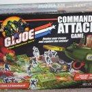 GI JOE COMMANDO ATTACK 3D BOARD GAME NEW! 2002