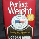PERFECT WEIGHT AMERICA Book NEW HC DJ FIRST EDITION