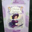 Barbie HOLIDAY TRADITIONS Hallmark Doll 1996 NEW IN BOX! Exclusive