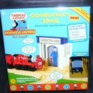 Thomas & Friends CONDUCTOR'S SHED Electronic Destination NIB 2004 works with wooden track!