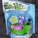 Itsy Bitsy Bratz Petz REPTILE ROLLER DERBY PET NEW!
