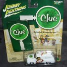 Johnny Lightning CLUE 1955 FORD PANEL VAN Diecast #5 NEW 2004