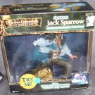 Pirates of the Caribbean GLOWING JACK SPARROW Figure NEW!