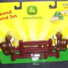 ERTL John Deere ANIMAL CORRAL SET * DOGS * w/Fencing NEW! 2003