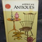American Antiques A Golden Guide Book 1967 HC VG+ Condition!
