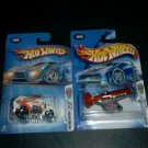 Hot Wheels First Editions MADD PROPZ & COOL ONE NEW! 1994