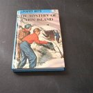 The Hardy Boys THE MYSTERY OF CABIN ISLAND Book by Franklin W. Dixon 1994 #8