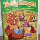 The Adventures of Teddy Ruxpin Volume 2 DVD NEW!