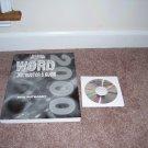 MICROSOFT WORD 2000 INSTRUCTOR'S GUIDE BOOK w/CD ROM by Nita Rutkosky LIKE NEW!