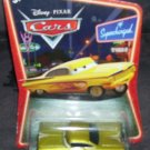Disney CARS Supercharged RAMONE Gold Diecast Car NEW