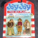Jay Jay the Jet Plane THE O'MALLEY FAMILY WOODEN CHARACTER SET NEW!
