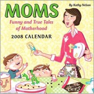 MOMS 2008 Boxed Desk Calendar NEW IN BOX! Funny!