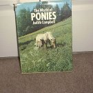 THE WORLD OF PONIES Book by Judith Campbell HC DJ 1970