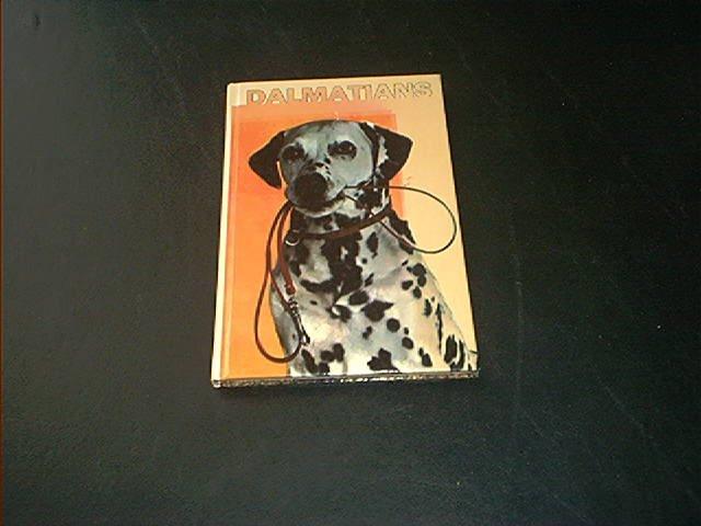 DALMATIONS Dog Care Book HC PISANO EXC COND! RARE 1980