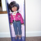 "Lipstik LOLA Doll in LOGO Outfit 16"" NEW IN BOX! 2006"