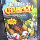 HeroCard CHAMPION OF NEW OLYMPIA Board Card Game NEW IN THE BOX! 2006