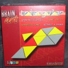 BRAIN ART TRIANGULAR Strategy Puzzle Game NIB