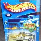 Hot Wheels XS-IVE Diecast Car NEW 2001