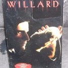 WILLARD VHS Video NEW Crispin Glover Horror Film
